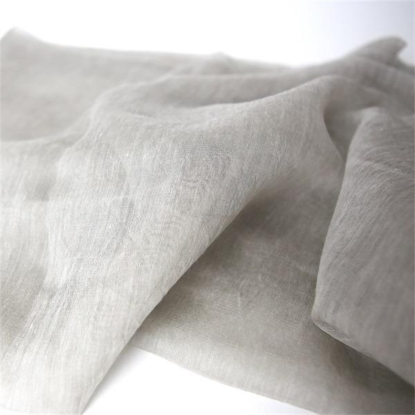 raw silk scarf shawl solid dyed silk wool mixed (3)