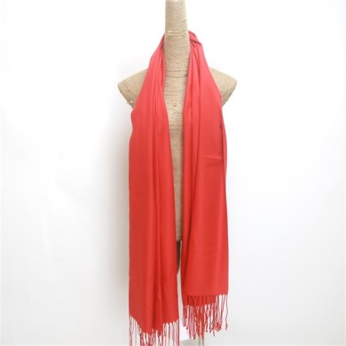 red 100 viscose scarf (2)