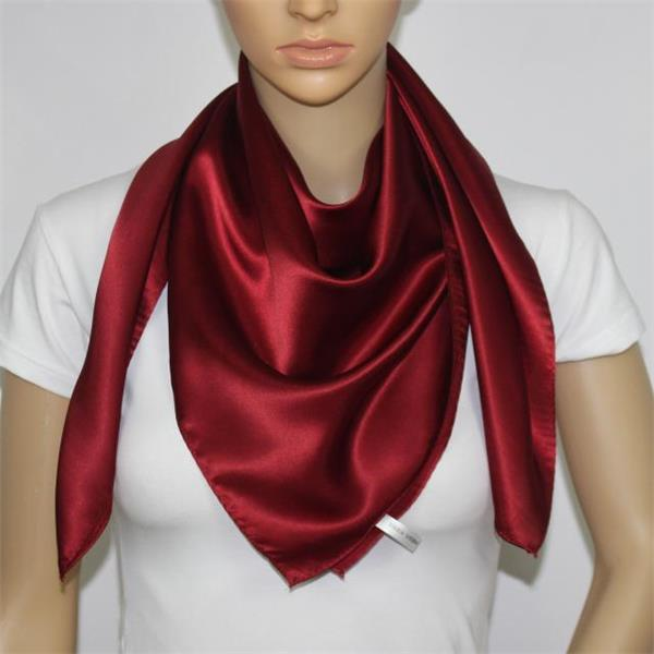 red pure silk shawls (1)