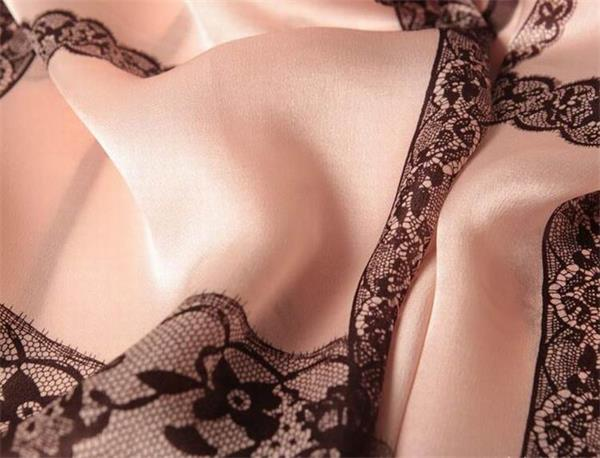 spring printed silk shawl wrap (2)