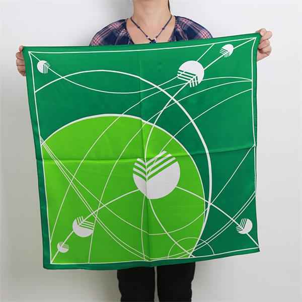 square satin silk scarf for scarf buyer (3)