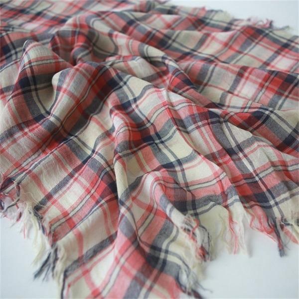 thin 100 cotton muffler scarf (4)