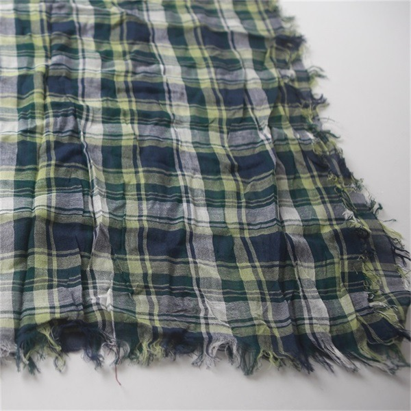 thin 100 cotton muffler scarf (5)