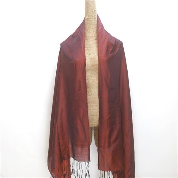 two tone water shawl pashmina (1)