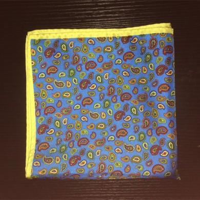 vintage paisley silk handkerchief (2)