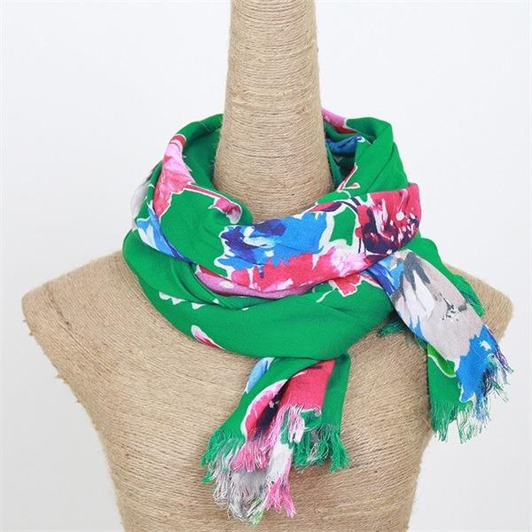 viscose ladies pashmina shawl digital printed (1)