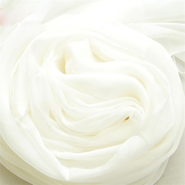 white crinkle ggt silk scarf (2)