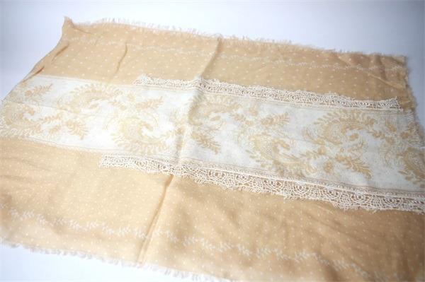 winter acrylic wool scarf (3)