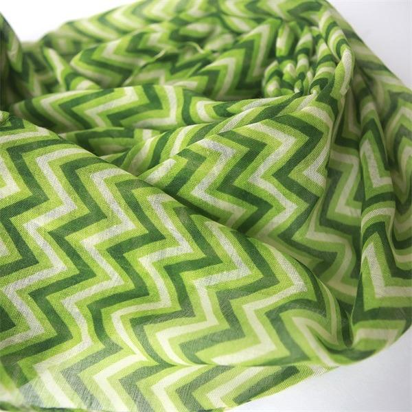 womens loop chevron infinity scarf (2)